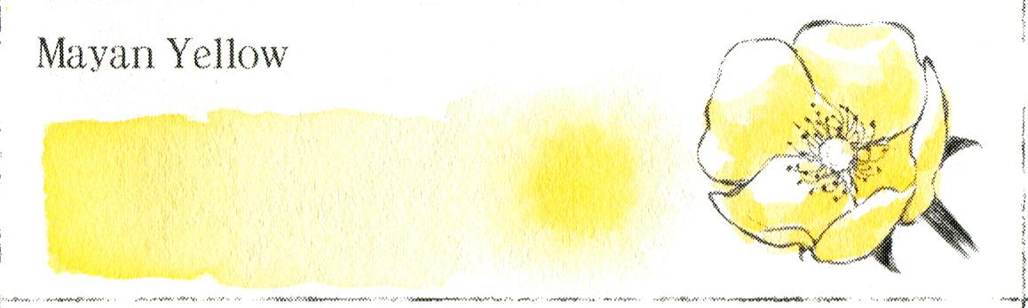 Mayan Yellow